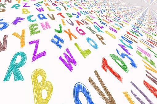 Texte in Einfacher Sprache sind für Menschen, die Buchstaben schwer zu einem Wort verbinden können. Foto: Pixabay