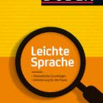 Cover Duden Leichte Sprache. Quelle: Duden-Verlag