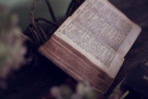 Alte Bibel. Quelle pixabay