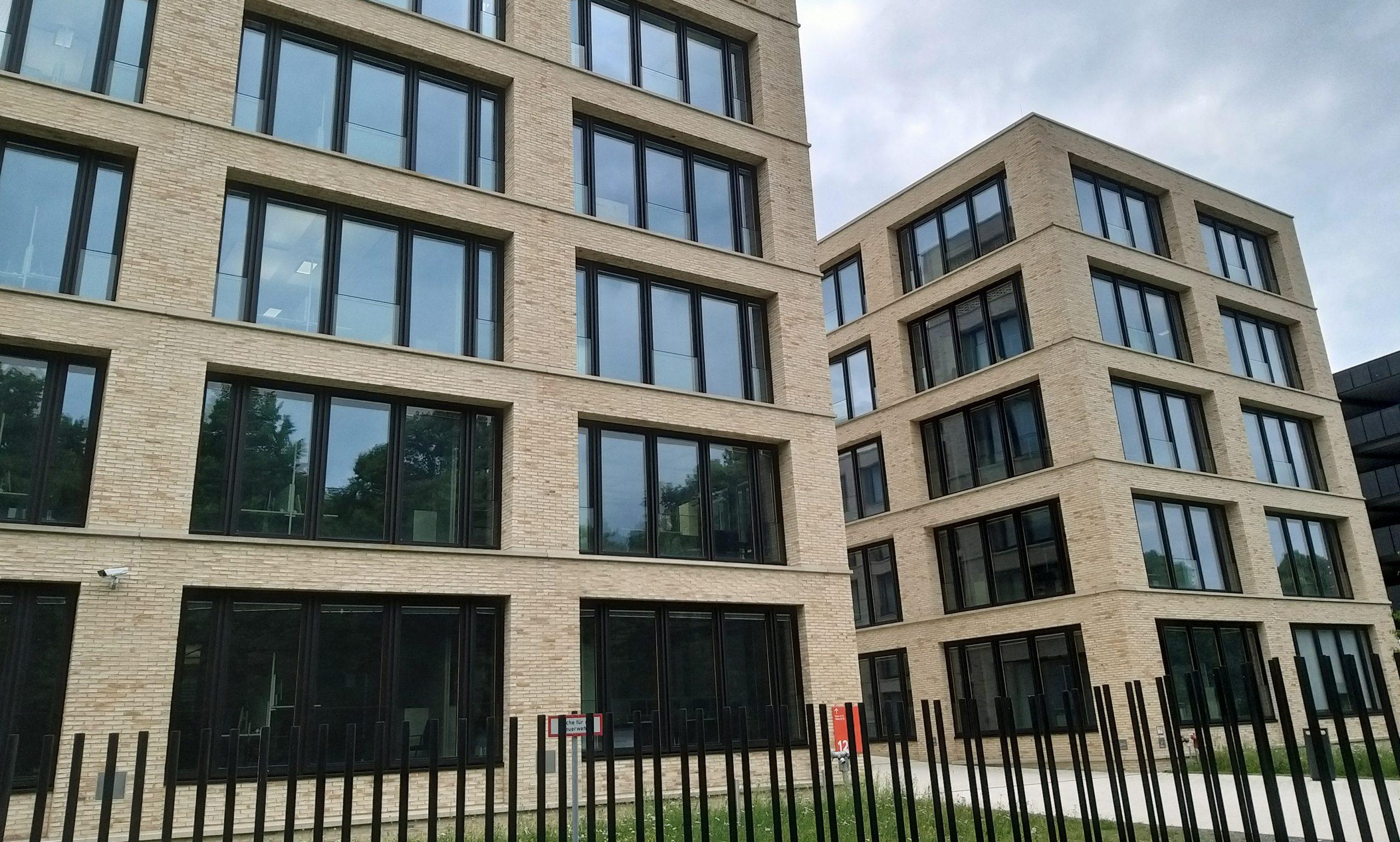 Symbolfoto Firmengebäude